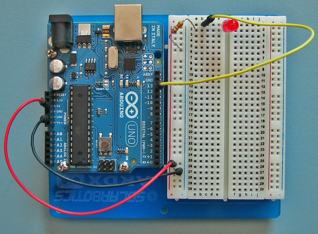 Sensing, Computing and Actuating :: Lab 1